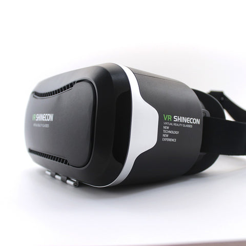 Shinecon 2.0 VR Pro Version VR 3D Glasses For 4.7-6 inch Phone + Remote * Shinecon 2.0 Virtual Reality Glasses - Periwinkle Online