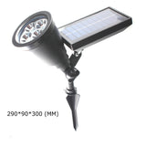 LED Outdoor Solar Power Garden Lawn Lamp Landscape Spot Lights * Elinkume Garden Lamp - Periwinkle Online