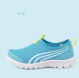 New Women Light Sneakers Summer Breathable - Periwinkle Online