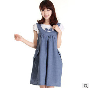 Summer Casual Cotton Dress For Pregnant Women ZZ3105