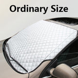 YIKA Car Window Sunshade Reflective Foil Car Windshield Blocked Anti-UV