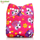 Baby Washable Cloth Diaper Cover 0-2years 3-15kg Mumsbest AliExpress - Periwinkle Online