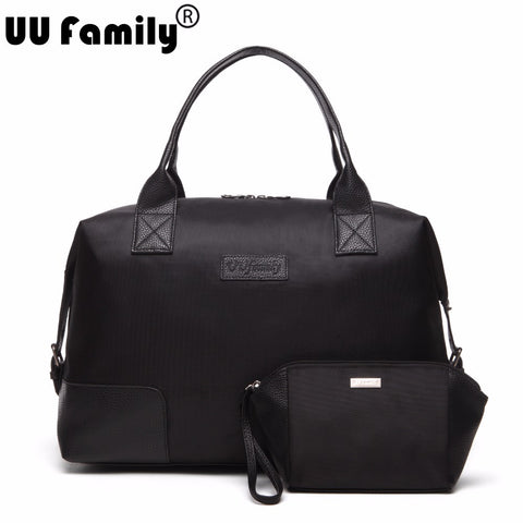 UU Family Waterproof Foldable Duffle Travel Bag for Women * UU Family Duffle Bags - Periwinkle Online