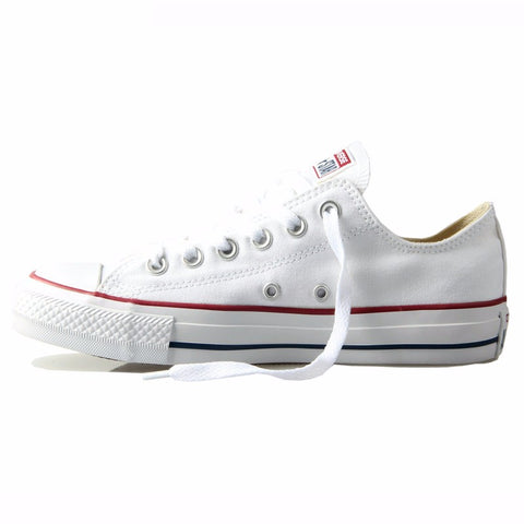 All Star Converse Classic Unisex Canvas Sneakers 102329 - Low (White) Converse AliExpress - Periwinkle Online