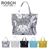 BAOBAO Top-Handle Bag Designer Luxury Geometry Female Shoulder Handbag Tote Bag Rosch AliExpress - Periwinkle Online