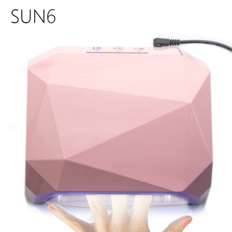 SUN6-36W AUTO UV Lamp UVLED Nail Lamp Nail Dryer