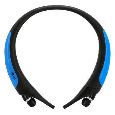 LG Tone Active HBS-850 Wireless Bluetooth Neckband Headsets * BlastWave Headphones - Periwinkle Online