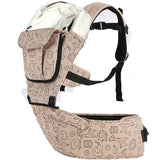 Baby Hipseat Toddler Sling Carrier Aiebao AliExpress - Periwinkle Online