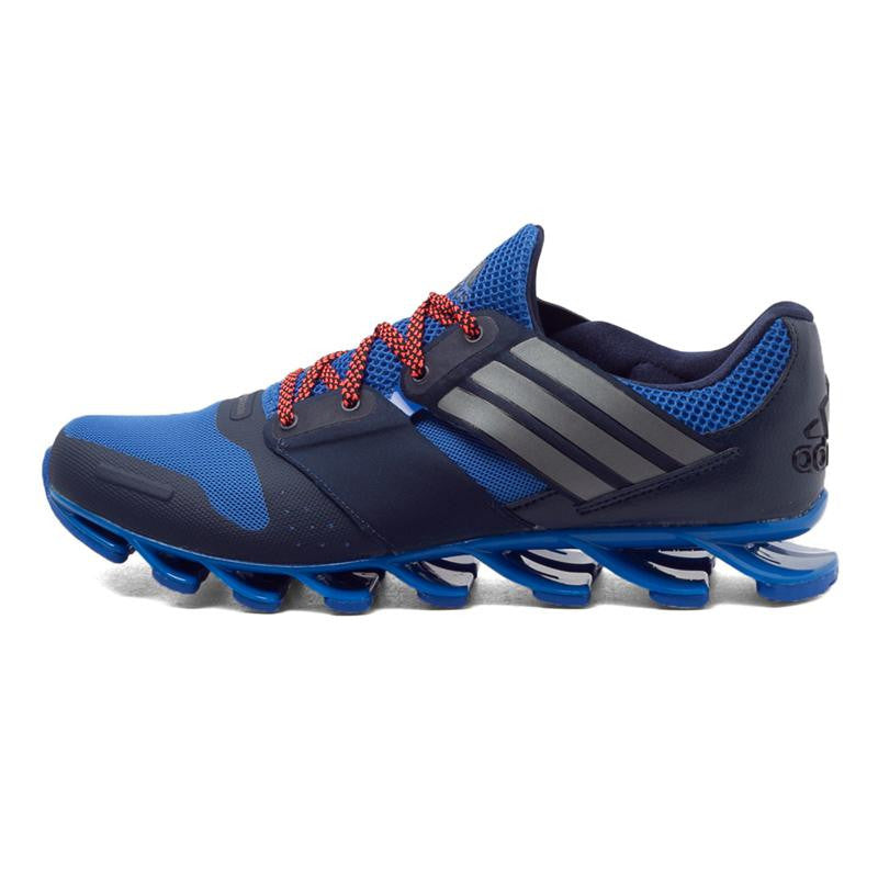 outlet store 53b38 e2a82 ... reduced adidas springblade solyce mens running shoes sneakers aq7930  periwinkle online 15fd8 75717