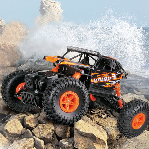 Free Shipping | 1:18 Climber Car 2.4G 4WD RC Car Electric RC Buggy Off-Road Vehicle RTR 18428 Great Power Star - iWynx