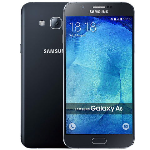 Unlocked Samsung Galaxy A8 A8000 Octa Core 4G LTE Mobile Phone * Samsung Mobile Phones - Periwinkle Online