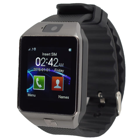 Smart Watch for Android Phone GT08 GV18 Camera 1.54 IPS