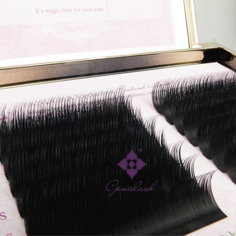Genie 4 pcs/lot  16 lines 0.07/0.10 3D-6D Mixed Lengths * Genielash Eye Lashes - Periwinkle Online