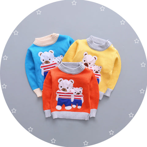 Unisex children/baby pullover Sweater