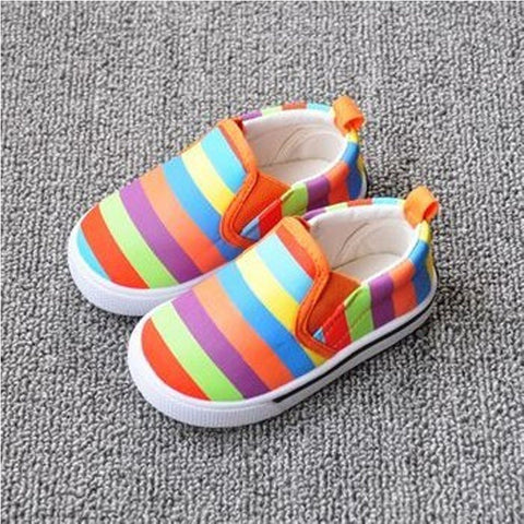 Fashion Design Children Canvas Shoes * other Baby Shoes - Periwinkle Online
