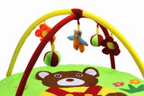 LEOBEI Baby Developing Educational Mat for 0-12mos - Periwinkle Online
