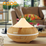 CRDC 200ml Colorful Ultrasonic Humidifier Essential Oil Diffuser CRDC Life AliExpress - Periwinkle Online