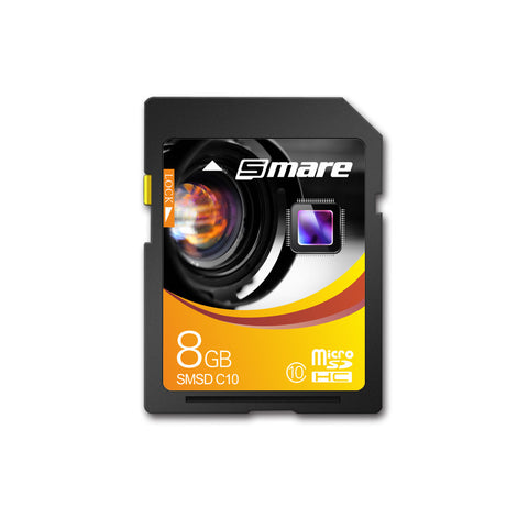 Smare SD Card 8GB 16GB 32GB 64GB 128GB Class 10 Digital SD Memory Card * Smare Memory Card - Periwinkle Online