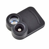Dual Lens fisheye wide angle macro telescope lens kit with back caseFor iPhone7 plus Apexel * Mobile Phone Camera Kit - Periwinkle Online