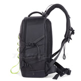 "DSLR Camera Photo Backpack Divider Bag 15"" Laptop Pack Sinpaid * Camera Bag - Periwinkle Online"