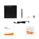 S56K 6-Inch Flexible Digital Tablet Mini USB Drawing Tablet Graphic Pen
