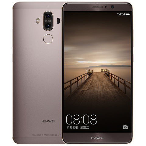 Huawei Mate 9 5.9 inch Android 7.0 Kirin 960 Octa Core Back Cameras 20.0MP+12.0MP * HuaWei Mobile Phones - Periwinkle Online