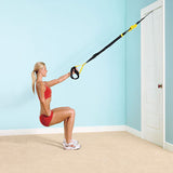 Resistance Bands Chin-up/Pull-up/Sit-Up - Fitness Equipment