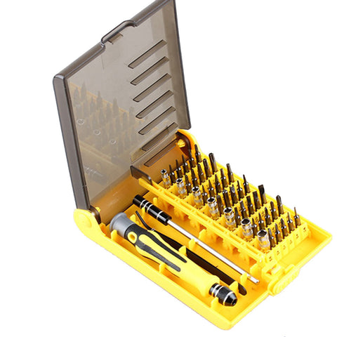 Multi-function 45in1 combination Precision Magnetic Screwdriver Tool Kit