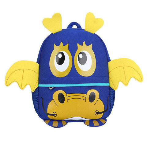 High Quality Children Unisex Backpack Primary School Waterproof Backpacks Baby Bags * Nohoo Toddler Bags - Periwinkle Online