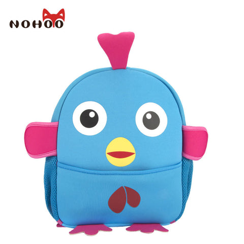 Cartoon Animals Fashion Printing Backpack for Girls Nohoo AliExpress - Periwinkle Online