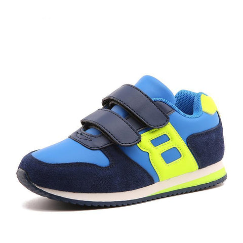 BODATU Unisex soft rubber sole  3-12 years old  DS1673