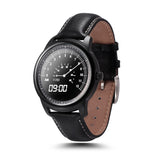 LEMFO LEM1 bluetooth Classic Smart Watch 360*360 IPS * Lemfo Smart Watch - Periwinkle Online