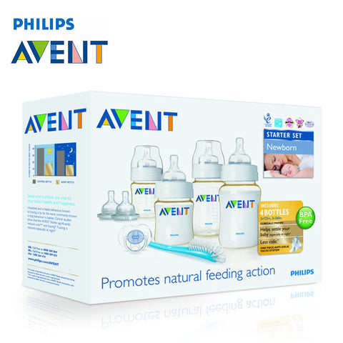 Free Shipping | Avent born Feeding PP Bottle Set Philips - iWynx