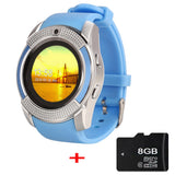 Timeowner Bluetooth Smart Watch V8 SIM Card TF Card HD PK GT08 U8 DZ09