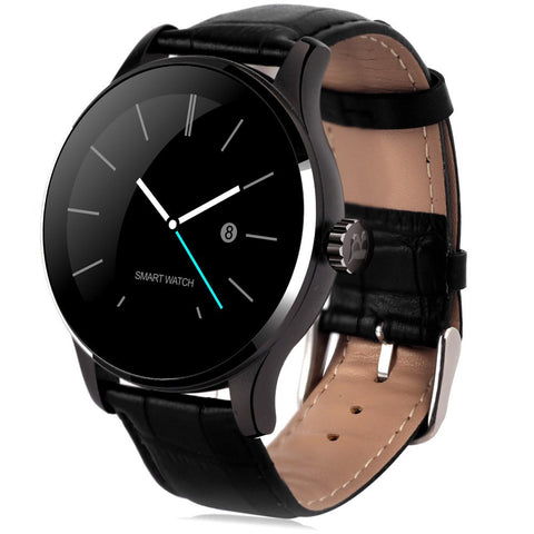 Round K88H Bluetooth Smart Watches with Heart Rate Monitor