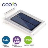 LED Solar Light 46 LEDs Waterproof IP65 Sensor Light Outdoor * Coolo Home Lighting - Periwinkle Online