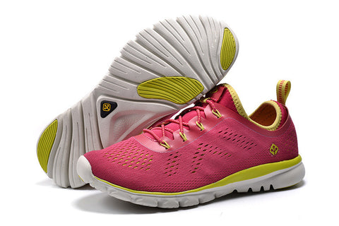 2017 NO28 Original salamander Genuine Leather Sport Running Shoes for Women