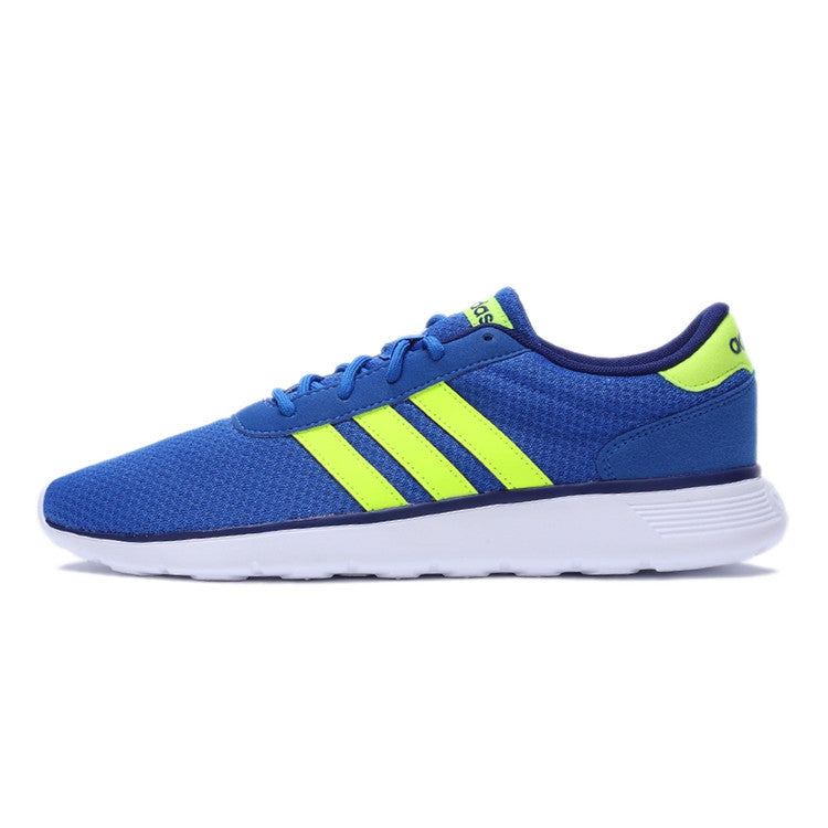 buy popular 3e11a 42adc Free Shipping   Adidas NEO Label LITE RACER Men s Shoes AW5049 Adidas -  Periwinkle Online