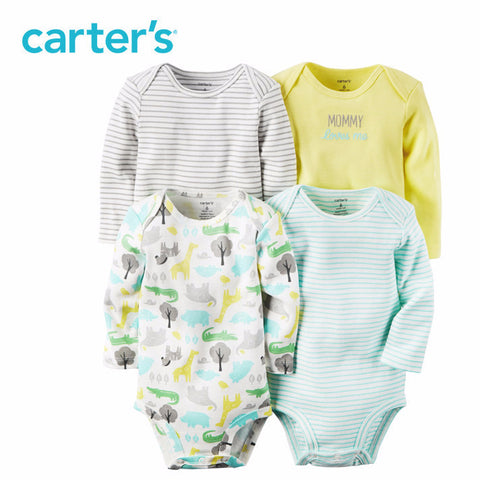 Carter's 4pcs baby children kids Bodysuits 126G362 Carter AliExpress - Periwinkle Online