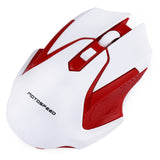 Motospeed G409 2.4GHz Wireless Gaming Mouse Human Ergonomic Design Adjustable DPI Auto Sleep