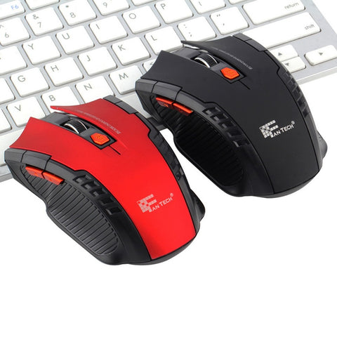 Free Shipping | 2.4Ghz Mini Portable Optical Computer Office Wireless Gaming Mouse OEM - iWynx