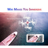 Professional Mini Drone Smao 504 RC Foldable Indoor Selfie Drone with HD Camera