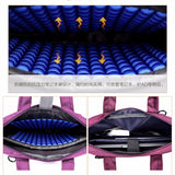Laptop Notebook Nylon Unisex Airbag 17.3 17 15.6 15 14  13 12 inch * Fopati Laptop Bag - Periwinkle Online