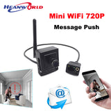 CCTV IP Mini Wifi HD smallest wireless surveillance webcam 720P Audio onvif Android Remote Hean World AliExpress - Periwinkle Online