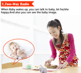 Video Baby Monitor Wireless Remote Control Radio Communicator * Billfet Wifi IP Camera - Periwinkle Online