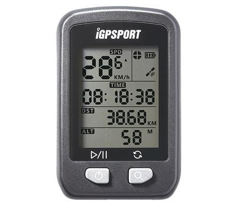 IGPSPORT GPS Waterproof IPX6 Wireless Bicycle Digital Speedometer IGS204+YSZ1003