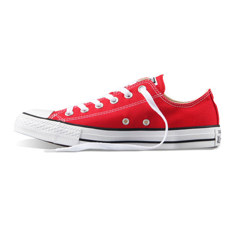 All Star Converse Classic Unisex Canvas Sneakers 102329 - Low (Red) Converse AliExpress - Periwinkle Online