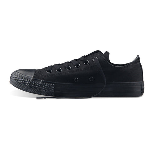 All Star Converse Classic Unisex Canvas Sneakers 102329 - Low (All Black) Converse AliExpress - Periwinkle Online