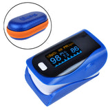 Digital Finger Pulse Oximeter with Case SPO2 * Elera Pulse Oximeter - Periwinkle Online