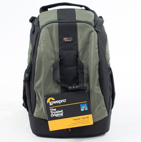 Lowepro Flipside 400 AW DSLR Digital SLR Waterproof Backpacks * Lowepro Camera Bag - Periwinkle Online